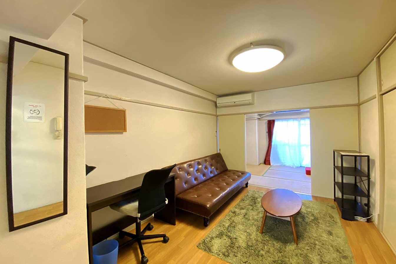 Motohasunuma Tokyo Apartments
