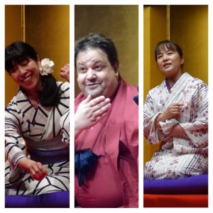 Rakugo in English, a sitcom with one person playing all the parts @ Fukagawa Edo Museum Recreation Hall | Koto City | Tōkyō-to | Japan
