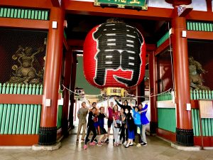 ・Asakusa Riverside Group Jogging Event @ Sakura Hostel Asakusa | Taito City | Tōkyō-to | Japan