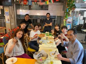 ・One Coin Cooking Party: Iranian Food @ Sakura Hostel Asakusa | Taito City | Tōkyō-to | Japan