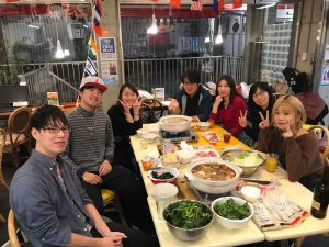・International hot pot Cooking Party @ Sakura Hostel Asakusa | Taito City | Tōkyō-to | Japan