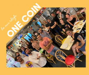・One Coin Cooking Party: TBD Food