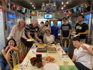 ・Bangladesh Food Cooking Event @ Kitchen Yomoda @ Sakura Hostel Asakusa | Taito City | Tōkyō-to | Japan