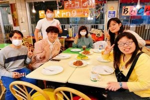 ・Korean Language Exchange & Food Cooking Party @ Sakura Hostel Asakusa | Taito City | Tokyo | Japan