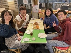 ・Korean Language Exchange & Seafood Cooking Party @ Sakura Hostel Asakusa | Taito City | Tokyo | Japan